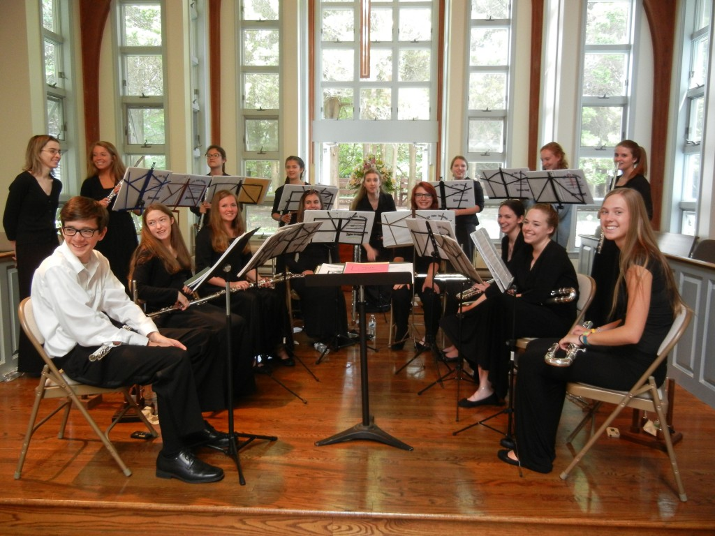 Chesapeake Youth Flute Ensemble